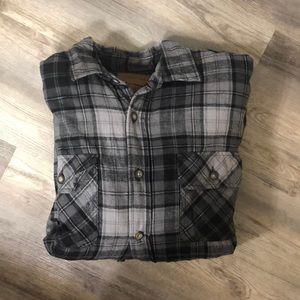 St. Johns Bay Flannel Jacket